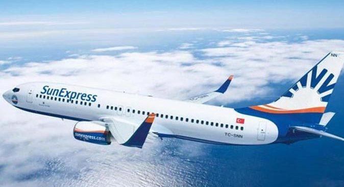 SunExpress 2021 yazında iç hat uçuşlarını genişletti