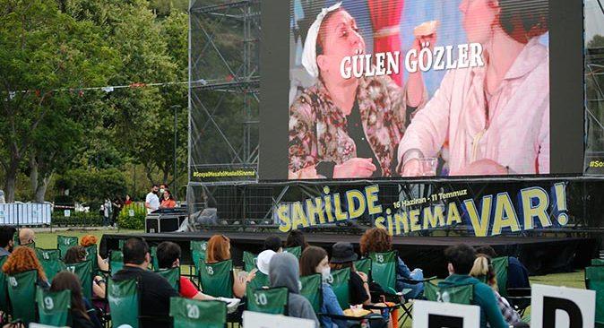 Sahilde Sinema Var'da Yeşilçam günü