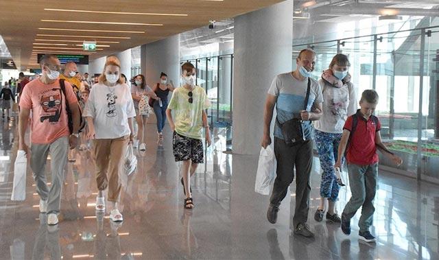 TÜRSAB'tan turizmcilere müjde! Yıl sonuna kadar milyonlarca turist gelecek