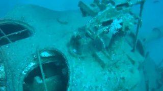 Tank dalış turizminin gözdesi oldu