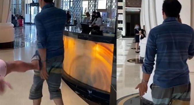 Antalya'da 2 kişinin çocukların fotoğraf ve videosunu çektiği iddiası