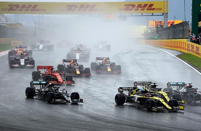 Türkiye yeniden Formula 1 takviminde