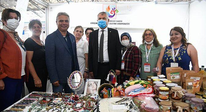 Başkan Ümit Uysal, Adana'da düzenlenen Bölgesel Kooperatifler Zirvesi'ne katıldı