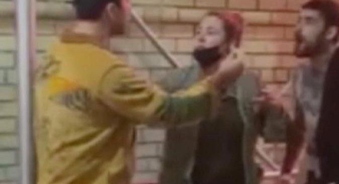 Zayn Malik yarı çıplak kavga etti