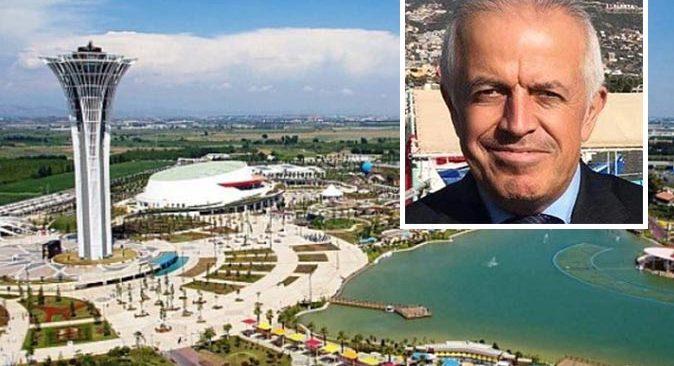 Turizmci Adil Gürkan'dan 'Antalya Expo Müze Adası olsun' önerisi