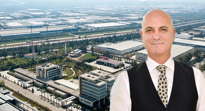 Antalya OSB Başkanı Ali Bahar: AGC yönetimine ve tüm basın emekçilerine teşekkürlerimizi sunuyoruz
