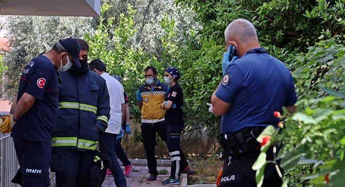 Antalya'da apartmanı gaz kokusu sardı! Ekipler alarma geçti