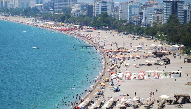 26 Haziran Cumartesi Antalya'da hava durumu!
