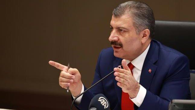 Bakan Fahrettin Koca'dan önemli aşı açıklaması...