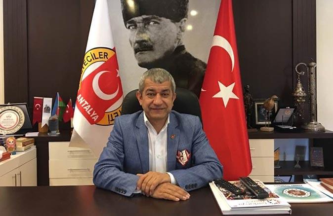 Antalya Basın Ödülleri sahiplerini buldu