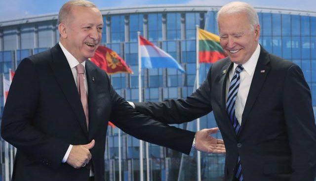 Son dakika! Biden: Erdoğan ile pozitif ve detaylı bir görüşme yaptık