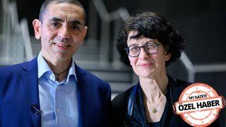 Dr. Türeci ve Dr. Şahin'e Theophano Ödülü...