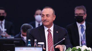 Dışişleri Bakanı Mevlüt Çavuşoğlu: GDAÜ üyelerinin AB üyelik perspektiflerinin güçlendirilmesi ortak amacımızdır