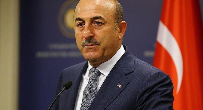 Dışişleri Bakanı Mevlüt Çavuşoğlu: İsrail'in yanlış politikalardan vazgeçmesi lazım