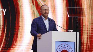SON DAKİKA! Bakan Mevlüt Çavuşoğlu: Yunanistan'ın provokasyondan vazgeçmesi lazım