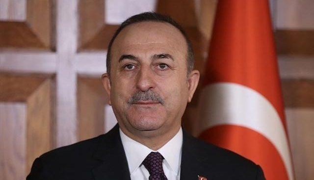 Dışişleri Bakanı Çavuşoğlu'ndan Kanal İstanbul açıklaması
