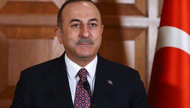 Dışişleri Bakanı Çavuşoğlu: Türkiye ve Fransa dost ve müttefik iki ülke ve böyle kalacaklar