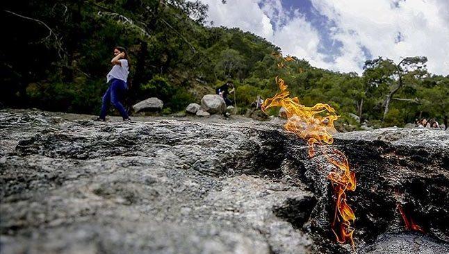 Çıralı-Yanartaşdoğal sit alanı 'kesin korunacak hassas alan' ilan edildi