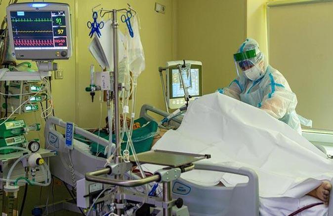 Brezilya'da koronavirüse yakalanan kişi 218 gün boyunca tedavi gördü