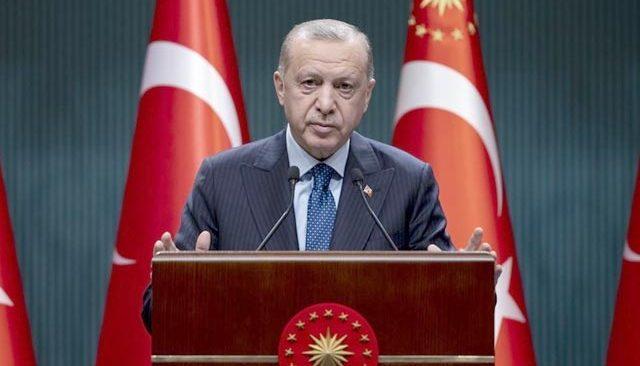 Son Dakika: Cumhurbaşkanı Erdoğan'dan toplantı sonrası önemli açıklamalar