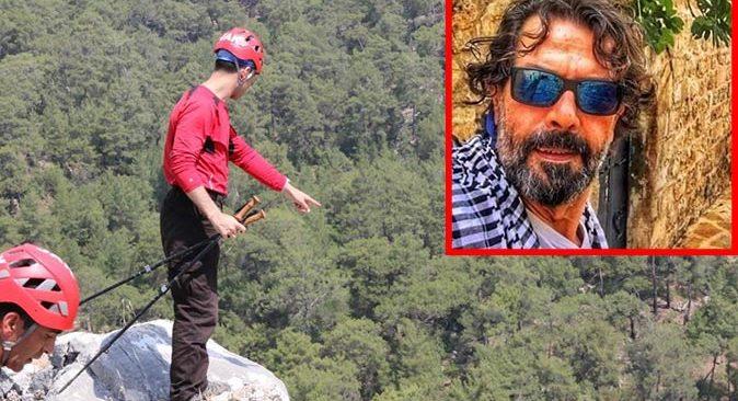 Antalya'da kaybolan dağcı Mustafa Yıldırım 35 gündür aranıyor