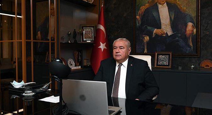 ATSO Başkanı Davut Çetin: Antalya, pandeminin üzerine bir de ekonomik afet yaşıyor