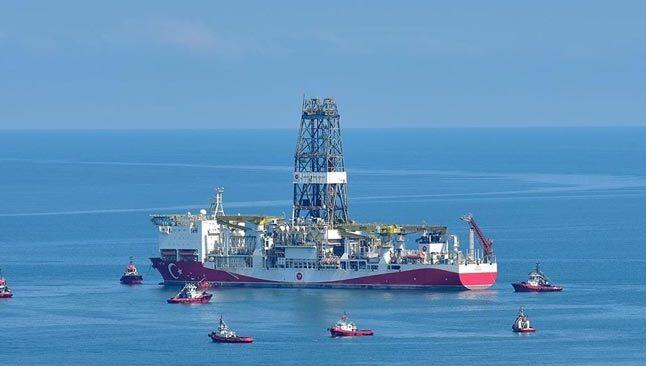 Bakan Dönmez: Doğal gaz keşfi ile ilgili açıklamalar yaptı