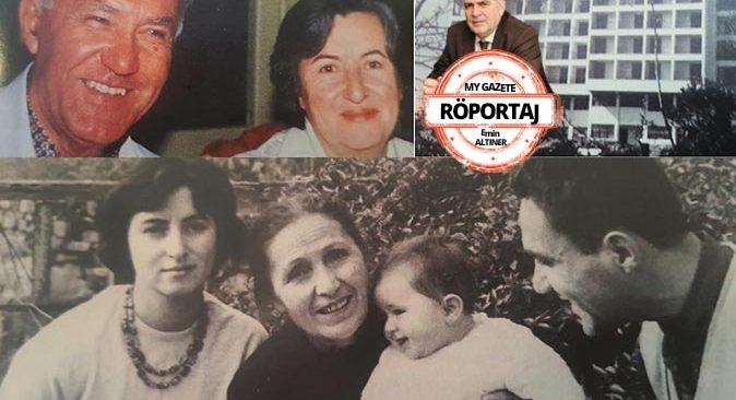 89 yaşında bir delikanlı Ercan Evren