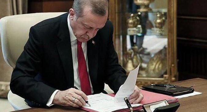 Dışişleri Bakanlığı ile Strateji ve Bütçe Başkanlığına yeni isimler atandı!