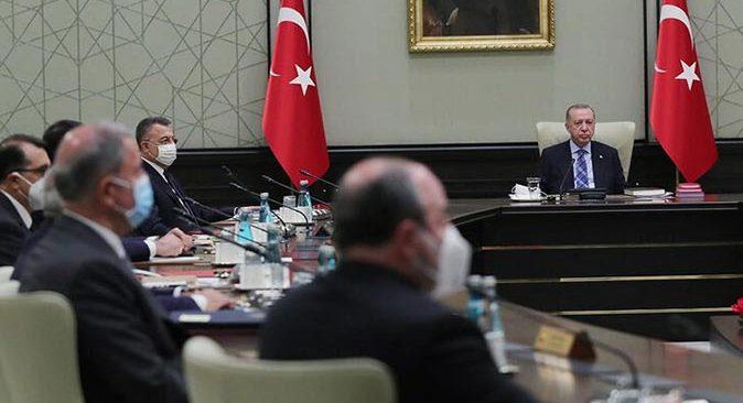 Kabine toplantısının tarihi erkene alındı