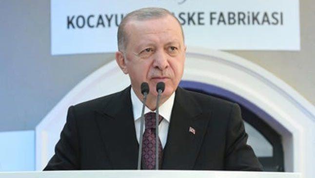 Son Dakika: Cumhurbaşkanı Erdoğan'dan sanatçılara destek açıklaması