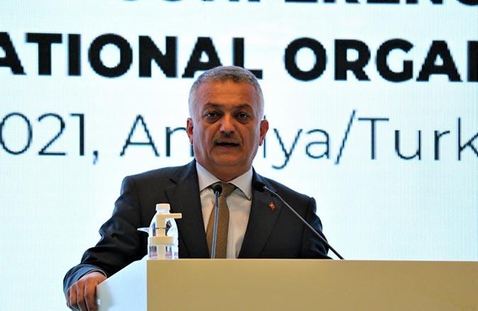 Antalya Valisi Ersin Yazıcı: Önümüzdeki sezon geçen yılı telafi edeceğiz