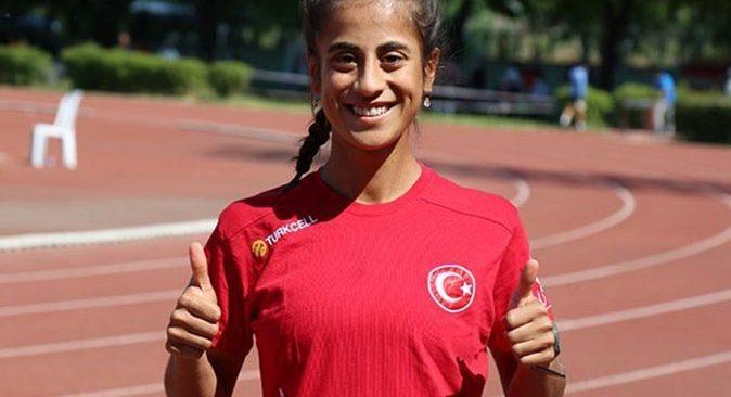 ALKÜ öğrencisi Evin Demir Türkiye şampiyonu oldu