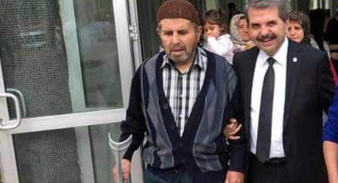 İYİ Parti Antalya Milletvekili Feridun Bahşi'nin babası Ömer Bahşi hayatını kaybetti