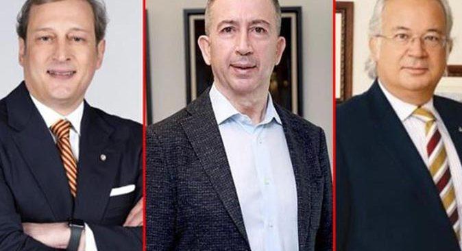 Son dakika.... Galatasaray'ın yeni başkanı Burak Elmas oldu