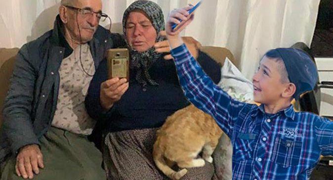 Boyalı Yaylası'na internet geldi, vatandaşlar telefonlarını bir an bile ellerinden bırakmadı