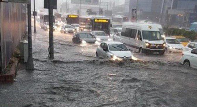 Meteoroloji'den sel baskınları ve rüzgara karşı uyarı