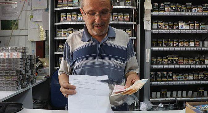 Antalya'da hırsız 8 yıl sonra helallik istedi