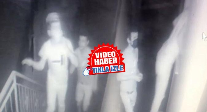 Antalya'da pişkin hırsızlar camiden eli boş döndü!