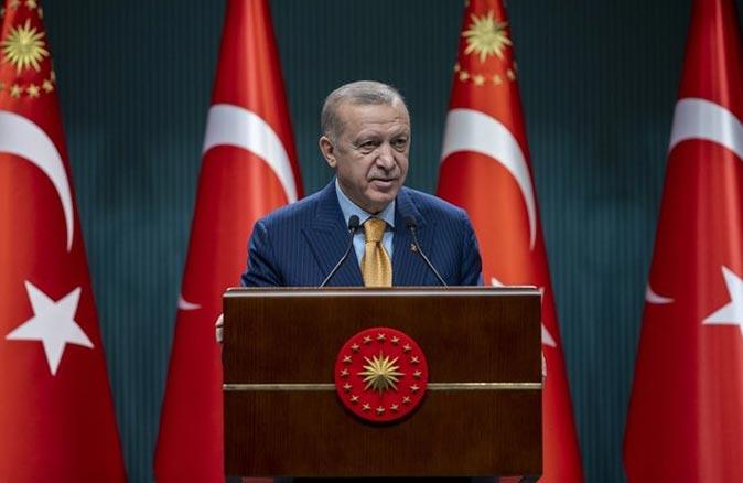 Kabine toplantısı başladı! Cumhurbaşkanı Erdoğan açıklama yapacak