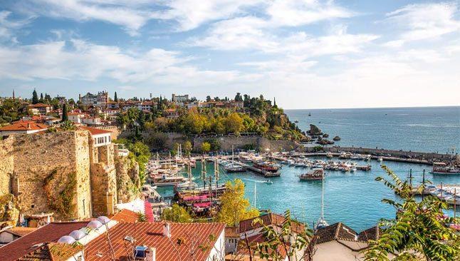 4 Haziran Cuma Antalya'da hava durumu!