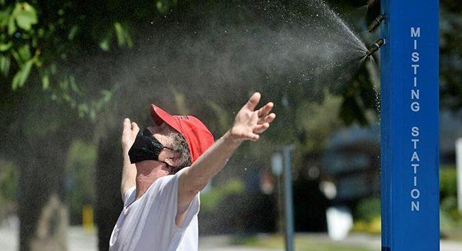 Kanada'da sıcak hava onlarca can aldı!