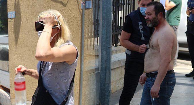 Antalya'da trans birey arkadaşını kulağından vurdu!