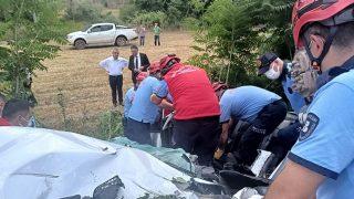 Balıkesir'de kaza! 3 kişi hayatını kaybetti