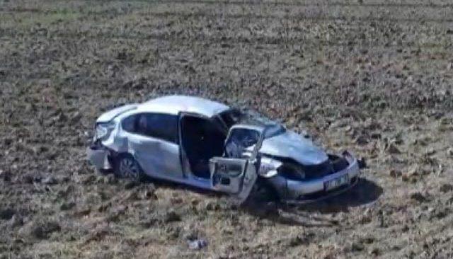 Serik-Belek turizm yolunda feci kaza!