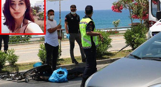 23 yaşındaki Müzeyyen Koç'un ölümüne sebep olan sürücü serbest bırakıldı