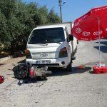 Antalya'da motosikletle otomobil çarpıştı! Sürücü Tarık Alper Görür ölümden döndü