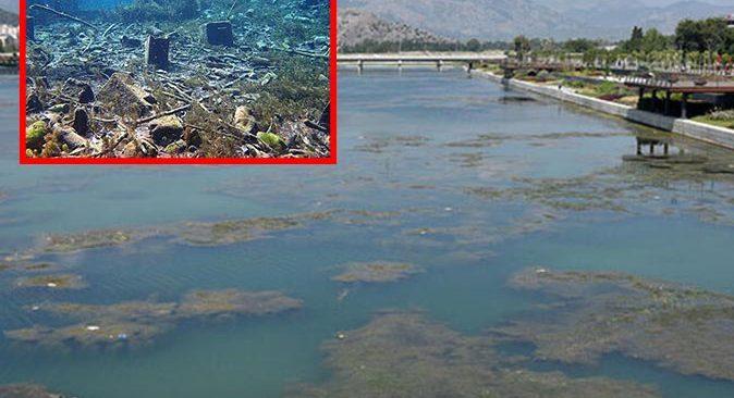 Marmara gibi müsilaj yok ama Antalya'nın da büyük çevre sorunları var!