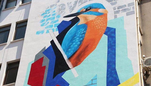 'Turizmin başkenti' Antalya'da duvarlar renkleniyor
