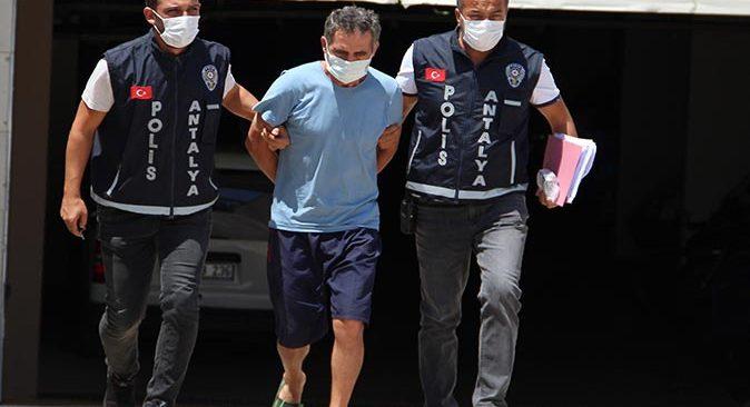Antalya'daki makaslı cinayet ile ilgili flaş gelişme